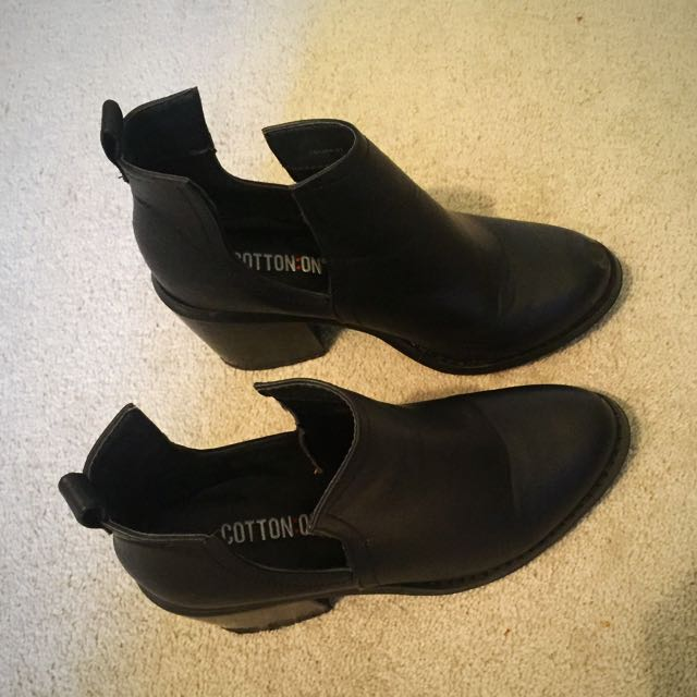 Cotton On Boots
