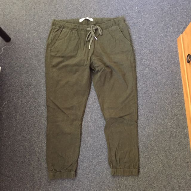 Cotton On Cuffed Chinos (14)