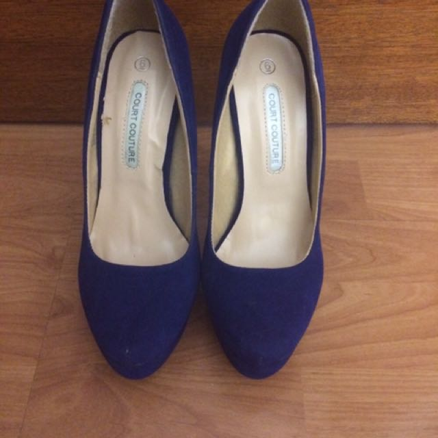 Court Couture Size 6 Heels, Women's
