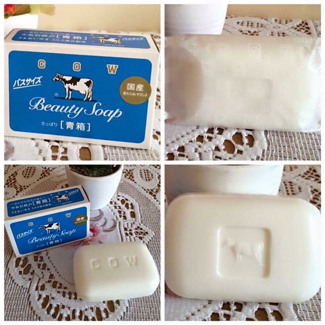 Cow Soap 100% Original From Japan