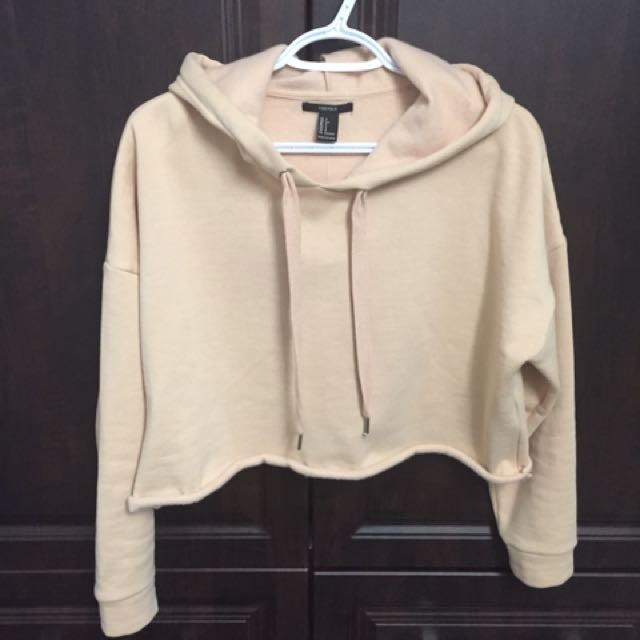 Cropped Sweater, Size Small
