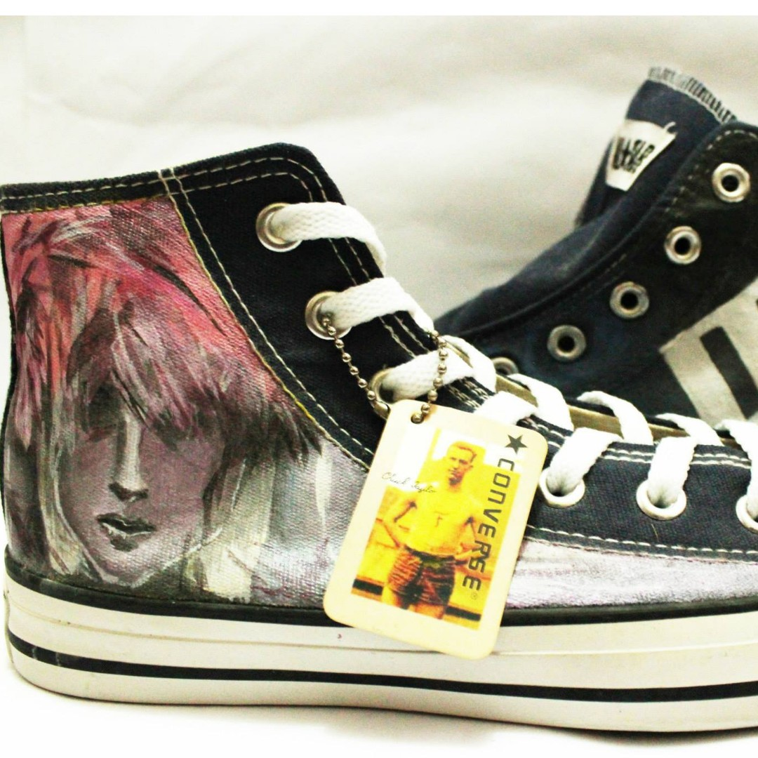 97d34d5246ec Customized Shoes - Paramore   Hayley