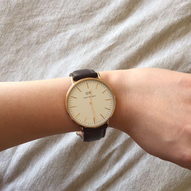 REDUCED Daniel Wellington 36mm Men's Watch