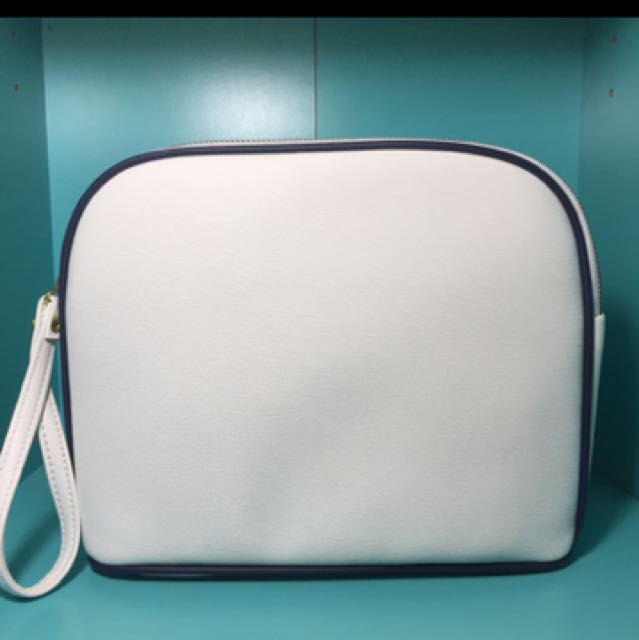 Dove Exclusive Handbag Synthetic Leather