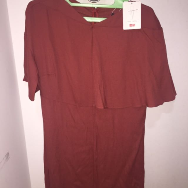 Dress Uniqlo Hana Tajima Ori
