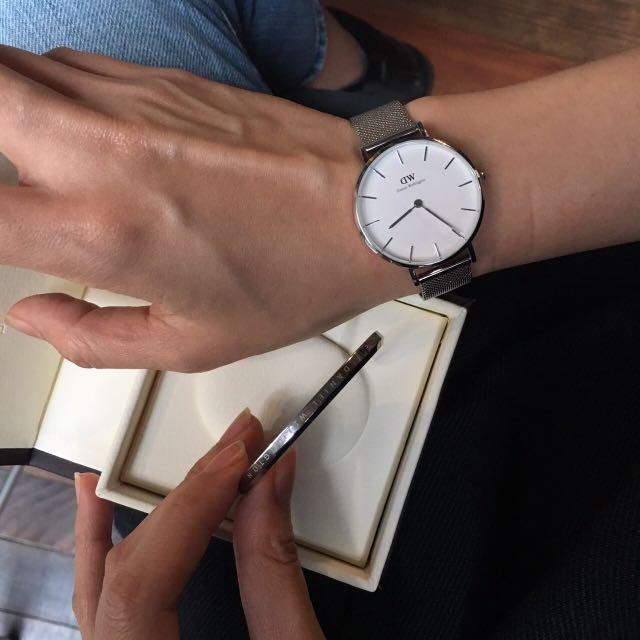 DW手錶 全新~ 降價