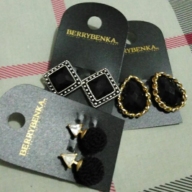 Take all 100K Earing - Koleksi Berrybenka