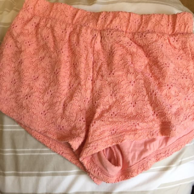 Forever 21 Pink Shorts S