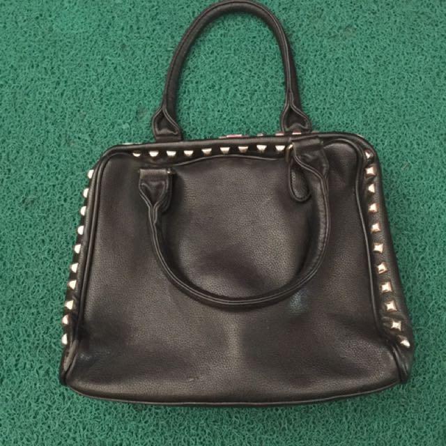 Forever 21 Studded Bag