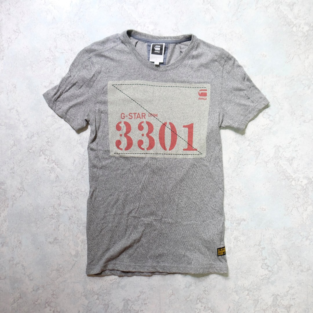 cf5eae785b G-STAR RAW® RAW DENIM 3301 T-SHIRT