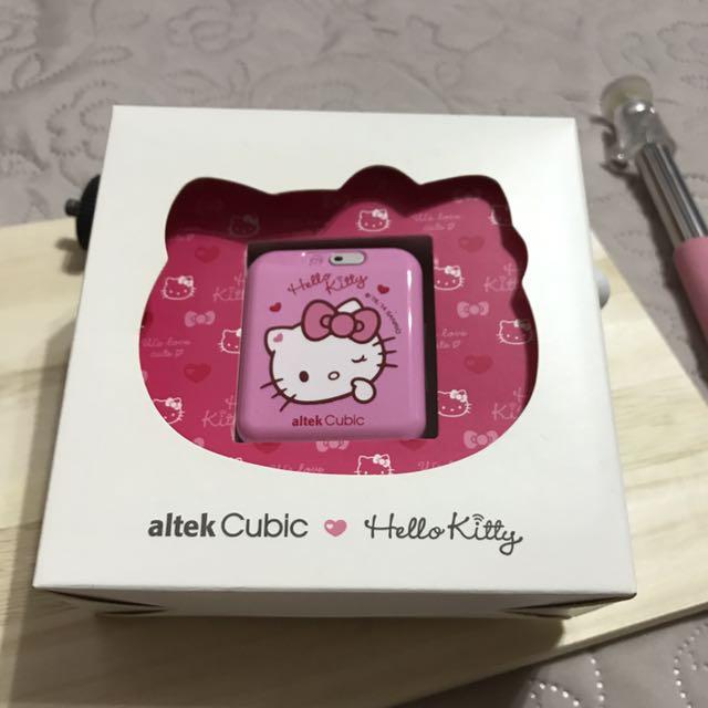 Hallo Kitty Altek Cubic無線智慧型相機