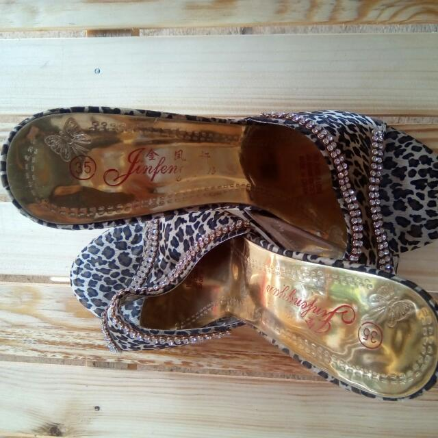 heels 3-4 Inches