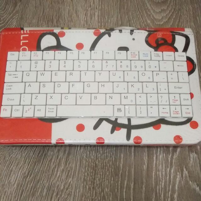 Hello Kitty 鍵盤