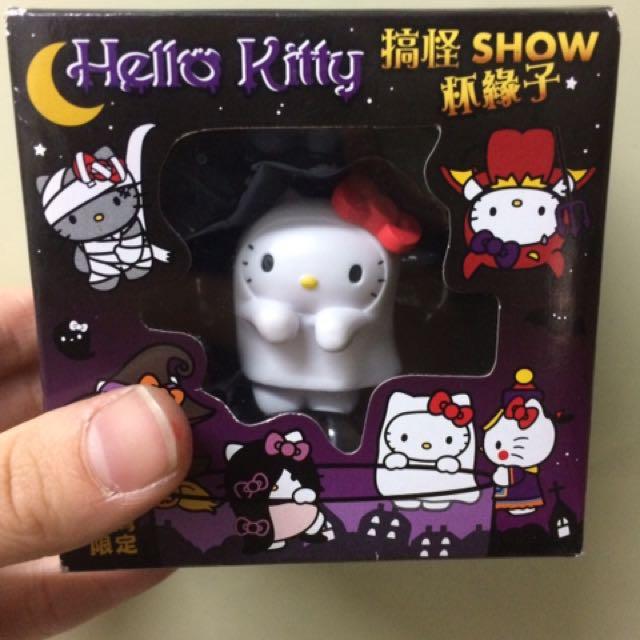 Hello kitty 杯緣子
