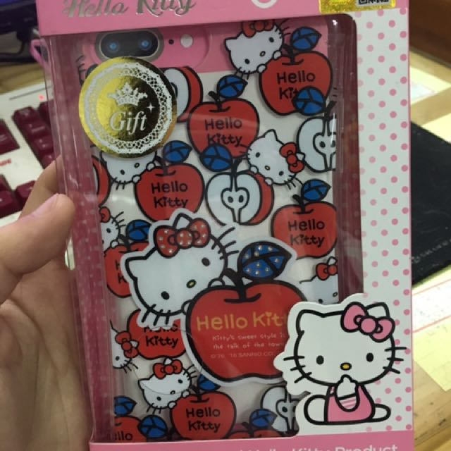 降 Hello Kitty iPhone 7plus殼