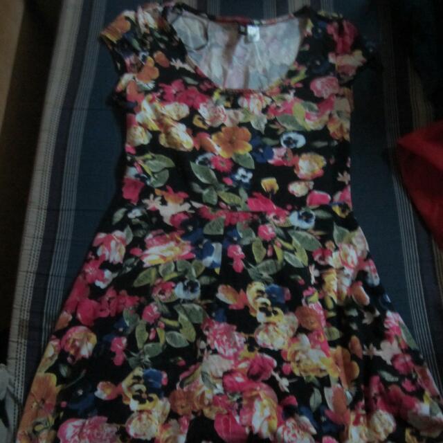H&M Floral dress