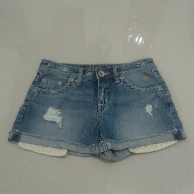 Hotpants Renda