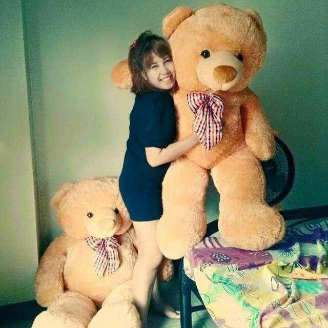 Human Size Teddy Bear