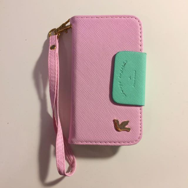 iPhone 4/4S Wallet Case