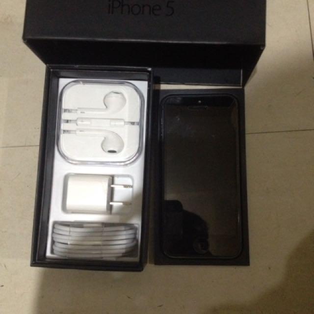 Iphone 5 16GB(Openline)