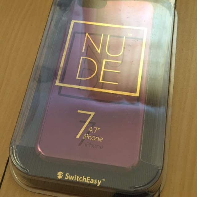 iPhone 7 case Nude from SwitchEasy