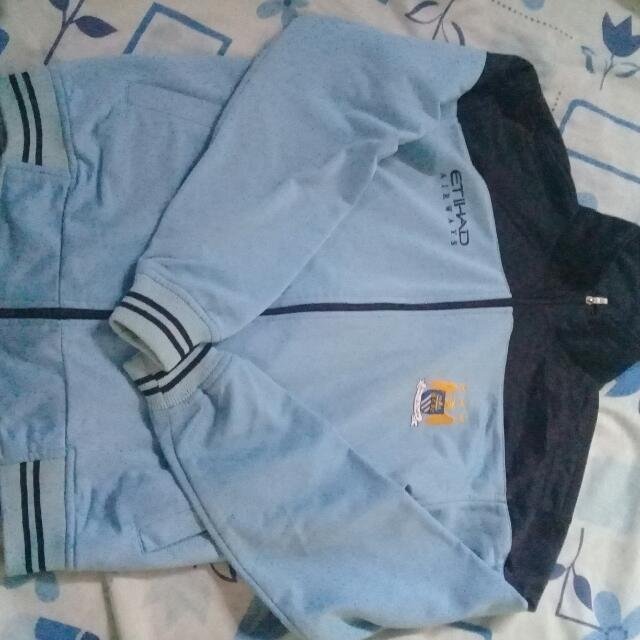 Jacket Manchester City
