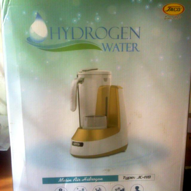 JACO HYDROGEN WATER MACHINE - JC118 (ORI)