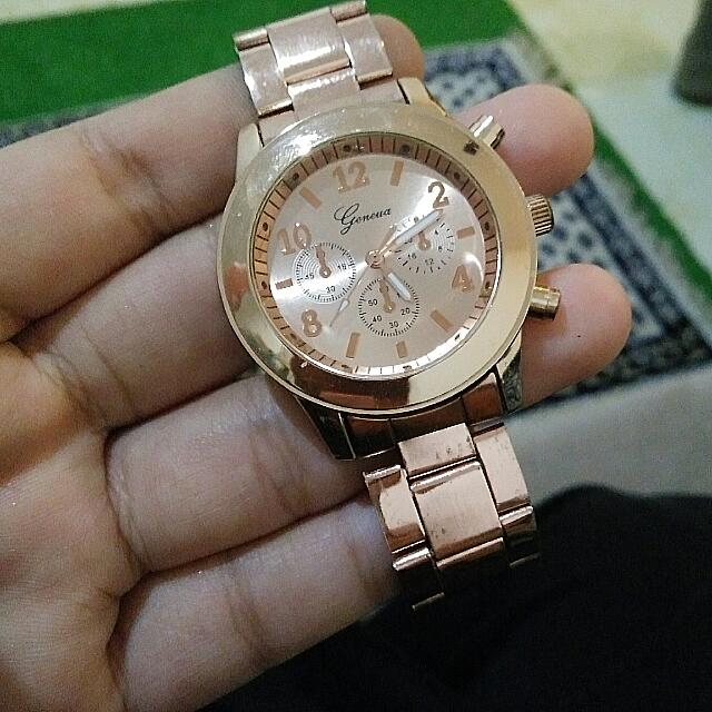 Jam Tangan Geneva Watch