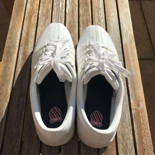 K Swiss Sneakers Size US 10