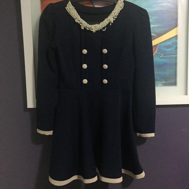 REPRICED! Korean Dress