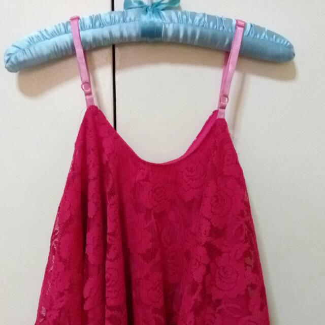 Korean Lace Blouse