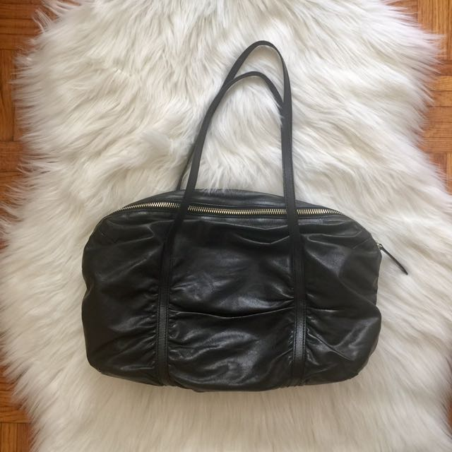 Leather Club Monaco Purse