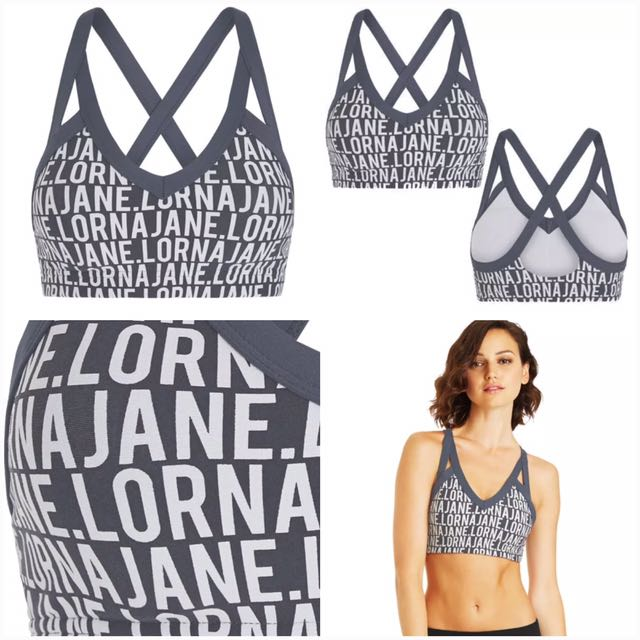Lorna Jane padded sports / yoga bra