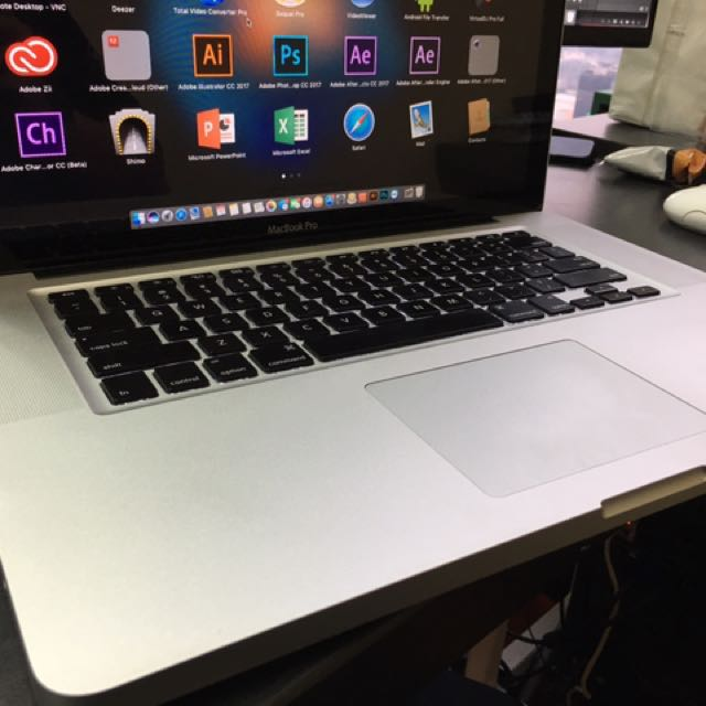 Macbook Pro 15 2011 Core i7 MBP