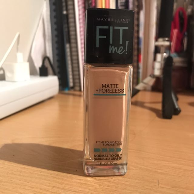 Maybelline Foundation (Pure Beige)