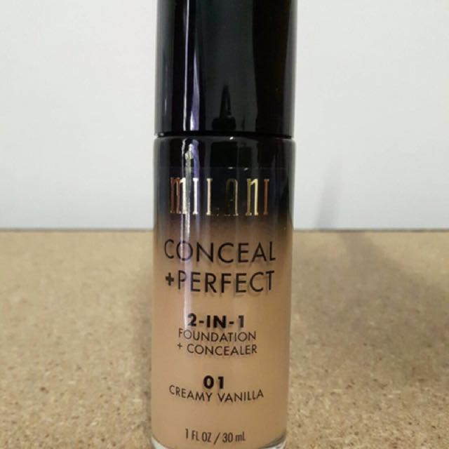 milani conceal perfect full coverage