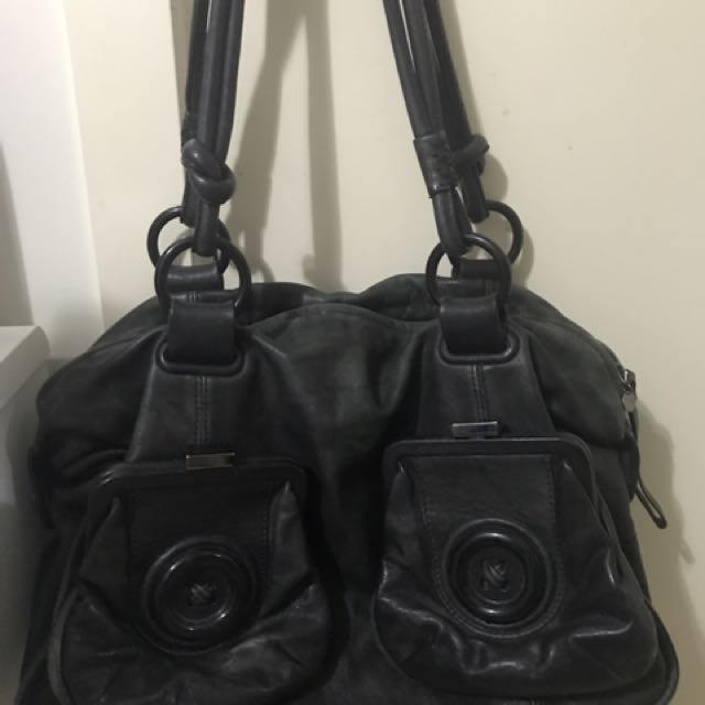 Mimco Button Bag