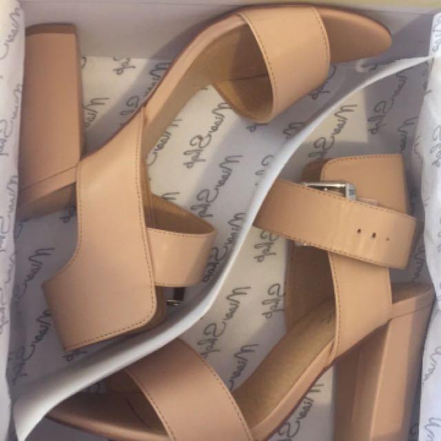 Miss Shop Nude Heels 8