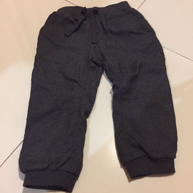 mothercare celana panjang hitam karet