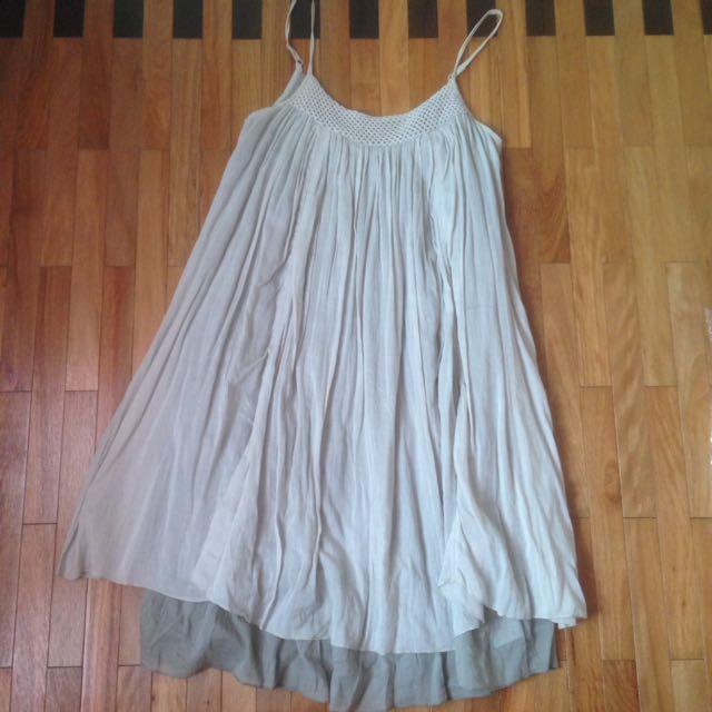 NEW-Grey Dress