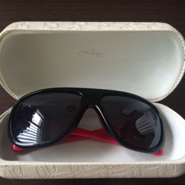 Oakley Correspodent Black/Pink Authentic Sunglasses