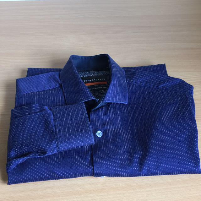Peter Jackson Shirt - Size 38