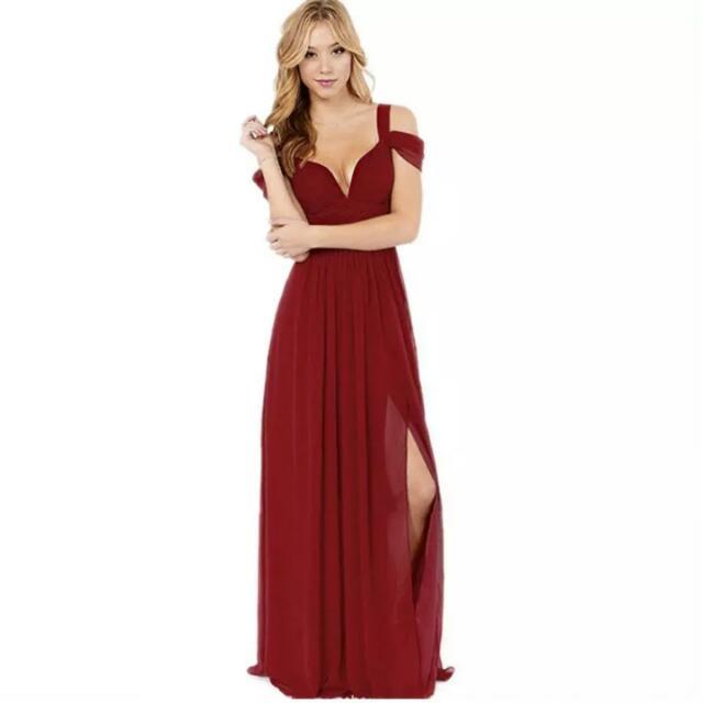 Red Ball/Formal Dress