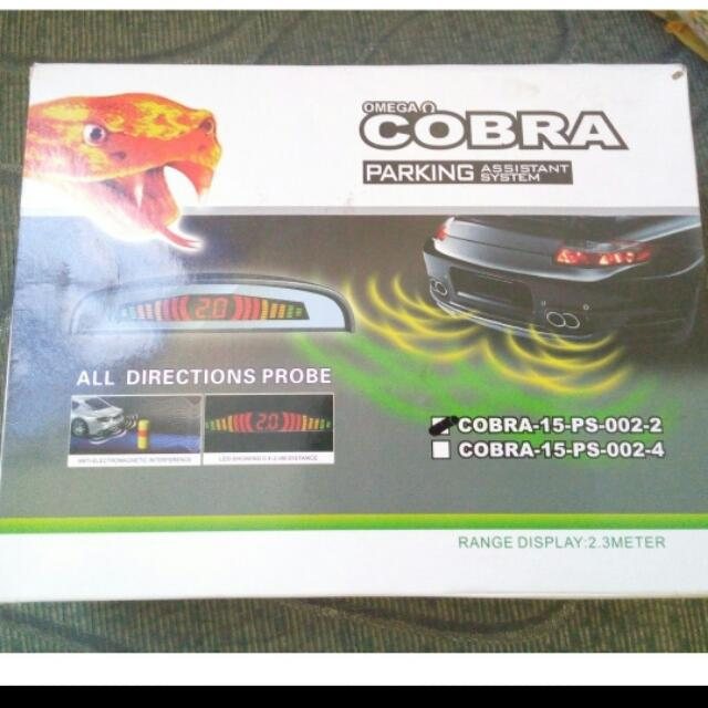 REPRICED! Never Used Carpark Sensor P800 only (2holes)