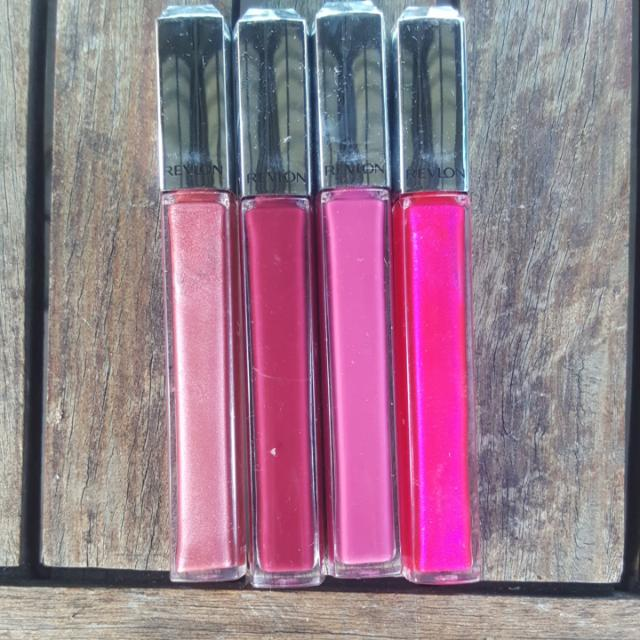 Revlon Liquid Lipsticks x4