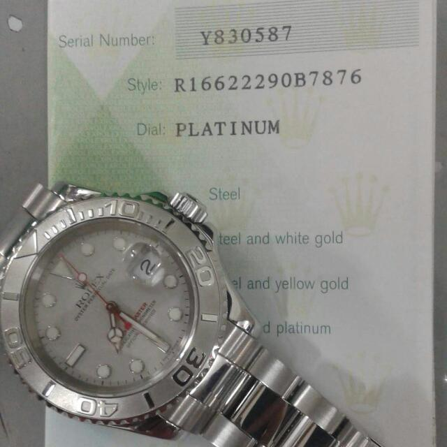 Rolex Watch for Ladies