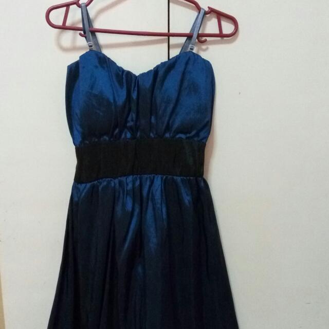 Sakaya Blue Dress