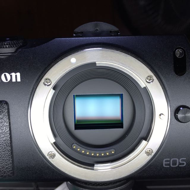 Sensor Cleaning Kit DIY (Canon EOS M not Included)