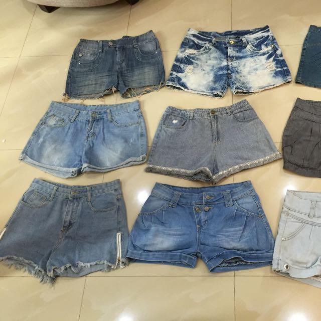 Shorts For 70 Pesos