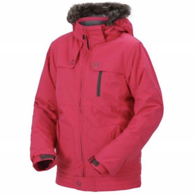 Ski Jacket - Pink